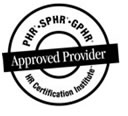HR Certification Institute Approved Provider seal