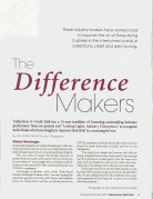 "thumbnail image of ""Difference Makers"" article cover"