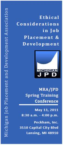MichiganConferenceBrochurecover