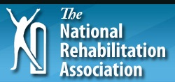 National Rehabilitation Association logo